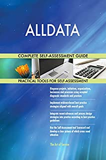 ALLDATA Toolkit: best-practice templates, step-by-step work plans and maturity diagnostics