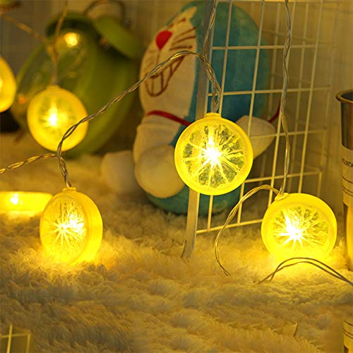 Lemon Decor String Lights