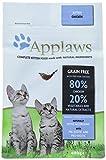 Applaws Comida seca para gatos, pollo/gatito, 400 g
