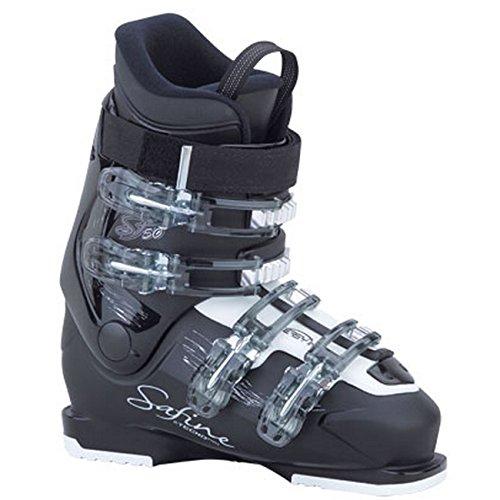 Tecno Pro Safine ST 50 LS Ski Schuh Skischuh Damen schwarz/weiss, Größe:25