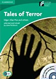 Tales of Terror : Book with CD-ROM and Audio CD Pack British edition, Level 3 Lower intermediate. (Cambridge Discovery Readers)