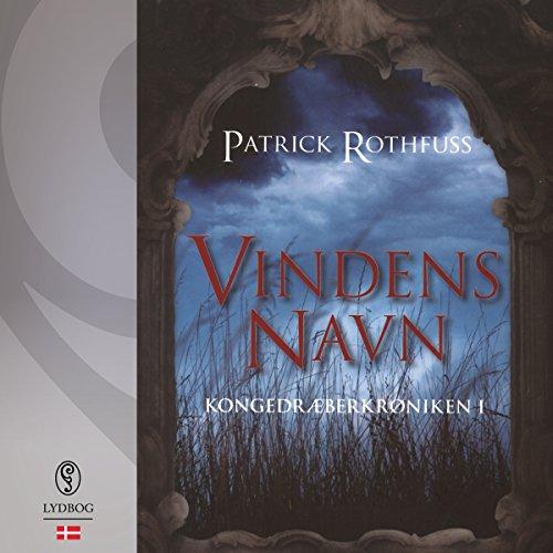 Vindens navn audiobook cover art