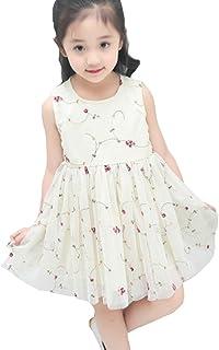 森ガール ワンピース 子供ドレス フラワードレス ガールズ ドレス 子供用 入園式 通園 通学 入学式 チュールワンピ