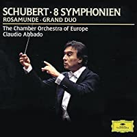 Schubert: Symphony No.9/Rosamunde Overture by ABBADO / CHAMBER ORCH OF EUROPE (1989-05-02)