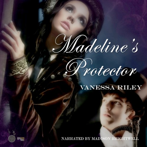 Madeline's Protector audiobook cover art
