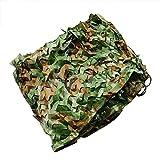 Sombra Solar Malla de Sombra Camouflage Material de tela Oxford Toldo Fotografía Observación de aves Acampar Pesca oculta Decoración Tienda de red Cubierta de coche Sombrilla multiusos Red de camuf