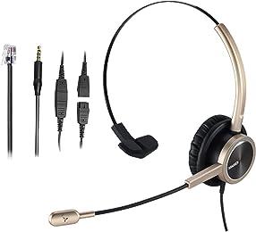 Best headsets for desk phones