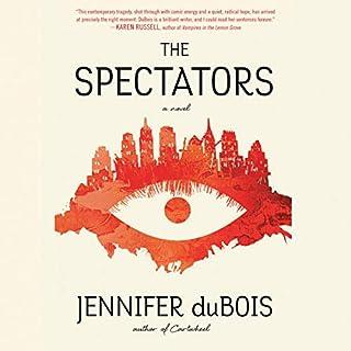 The Spectators audiobook cover art