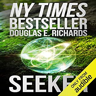Seeker                   By:                                                                                                                                 Douglas E. Richards                               Narrated by:                                                                                                                                 Kevin Pariseau                      Length: 13 hrs and 53 mins     828 ratings     Overall 4.1