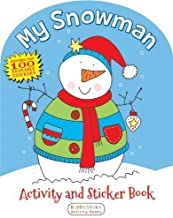 My Snowman Activity and Sticker Book