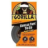 Gorilla 携帯ダクトテープ 1 Pack TV205987 1 [並行輸入品]