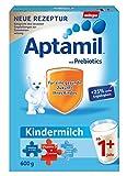 Aptamil Kinder-Milch 1+ ab dem 12. Monat, 12er Pack (12 x 600g)