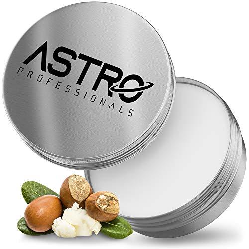 ASTRO Premium styling Haarwax Paste Matt 180ml– Mattes Haarwachs für Männer in Friseur Qualität - Haarcreme Matt Look Finish - Haar wax/Hair Wax - dermatologisch getestet
