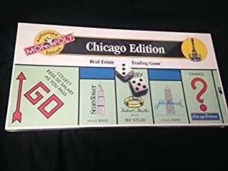 Monopoly Chicago Edition by USAopoly