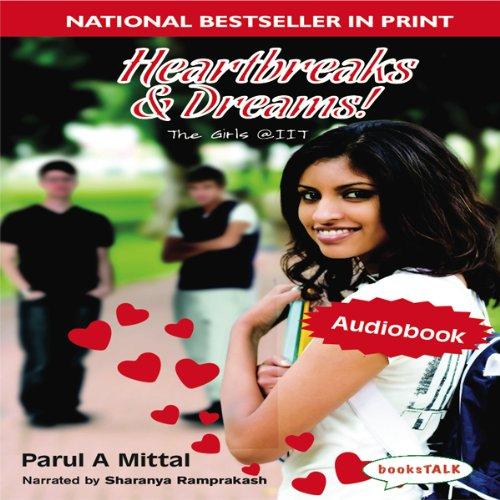 Heartbreak and Dreams audiobook cover art