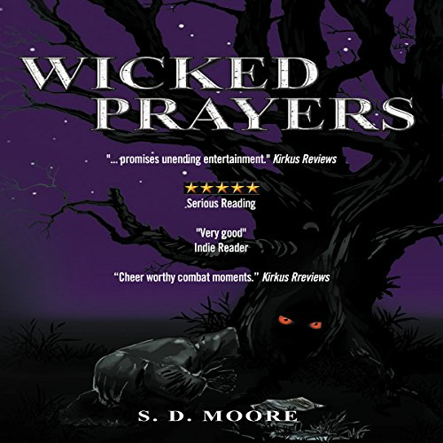 Wicked Prayers audiobook cover art