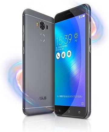 ZenFone 3 MAX 5.5インチ (Qualcomm Snapdragon 430/ストレージ32GB) グレー