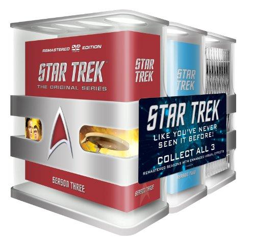 Star Trek: The Complete Original Series DVD (Seasons 1-3)