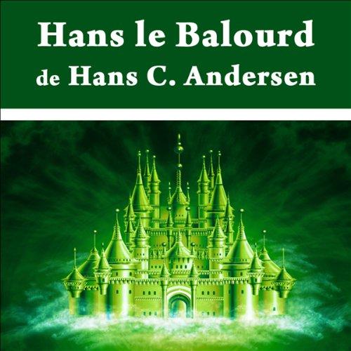 Hans le Balourd audiobook cover art