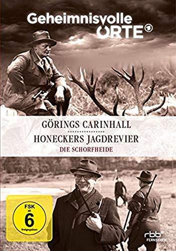 Geheimnisvolle Orte - Die Schorfheide: Görings Carinhall und Honeckers Jagdrevier