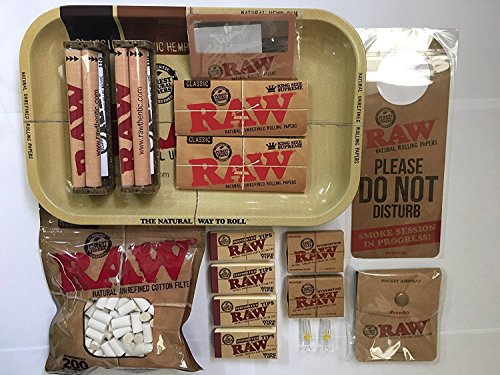 Raw Rolling Tray X Large Bundle