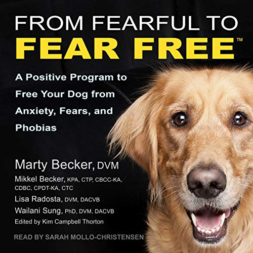 From Fearful to Fear Free audiobook cover art