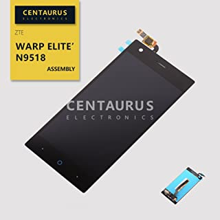 Replacement for ZTE Warp Elite LTE N9518 Boost Mobile LCD Display Touch Screen Digitizer Glass Assembly Part (NO Frame)