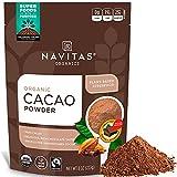Best Cocoa Powders - Navitas Organics Cacao Powder, 8oz. Bag, 15 Servings Review