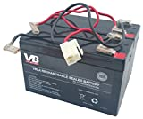Vici Razor Replacement Battery for 24 Volt 7 Ah Battery for E200 (V13+) and E300 (V11 & V13+) - W13112430185 Brand High Performance