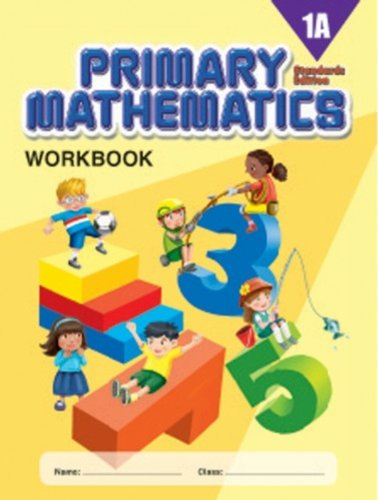 Primary Mathematics 1A Workbook(Standards Edition)