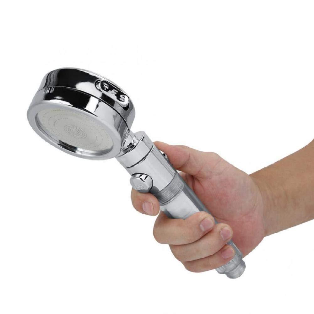 KangHS Alcachofa Ducha Cabezal de ducha Abs multifuncional Rociador de ducha Boost para baño Rociador de ducha de mano Khs-B030: Amazon.es: Bricolaje y herramientas