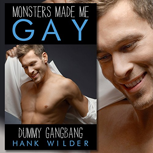 Monsters Made Me Gay: Dummy Gangbang Titelbild