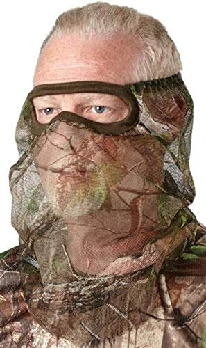 Hunters Specialties 3/4 Facemask Realtree Edge
