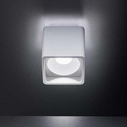 Brumberg Leuchten LED-Deckenanbauleuchte 12040173 3000K weiß Decken-/Wandleuchte 4250047798606