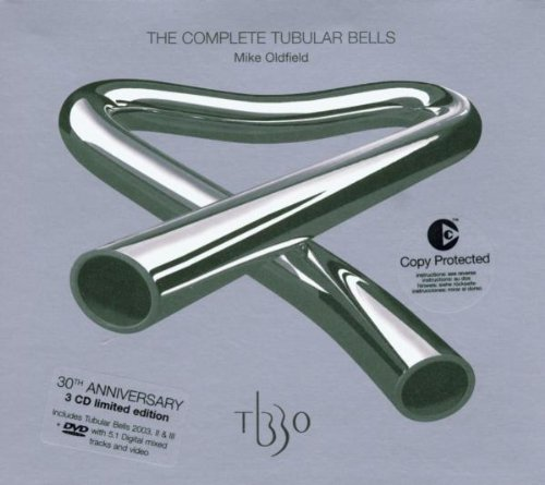 The Complete Tubular Bells (Limited Edition) [BOX SET]