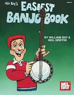 Mel Bay Easiest Banjo Book