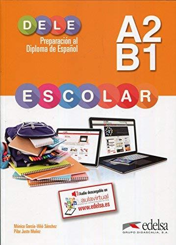 [Preparacion Al Dele Escolar: Claves + CD (2) - A2/B1] [By: Monica Garcia-Vino, Pilar Justo Munoz] [March, 2015]
