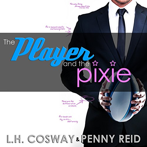 The Player and the Pixie cover art
