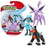 Pokemon Figuras 5-8 cm, 3-Pack – Juguetes Pokemon Nueva 2021 – Figuras Pokemon - Licenciado Oficialmente Pokemon Juguetes