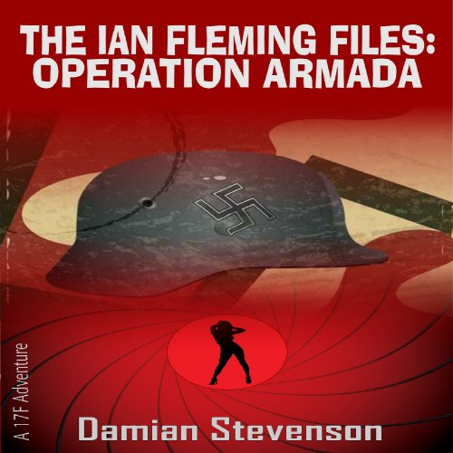 The Ian Fleming Files audiobook cover art