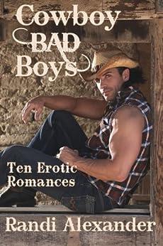 Cowboy Bad Boys by [Randi Alexander]