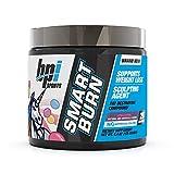 BPI Sports Smart Burn – Weight Loss, Burn Fat, Energy – Carnitine, Cla, Green Tea, Caffeine, Theobromine, Dynamine – for Men & Women – No Artificial Colors – Unicorn – 25 Servings – 4oz