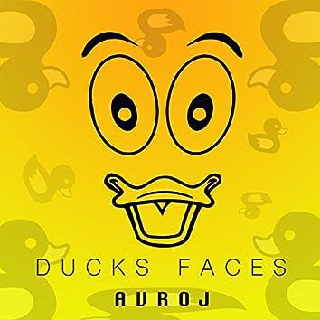 Ducks Faces