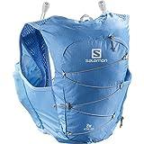Salomon Active Skin 8 Chaleco de hidratación para mujer con SensiFit y corte femenino para trail running