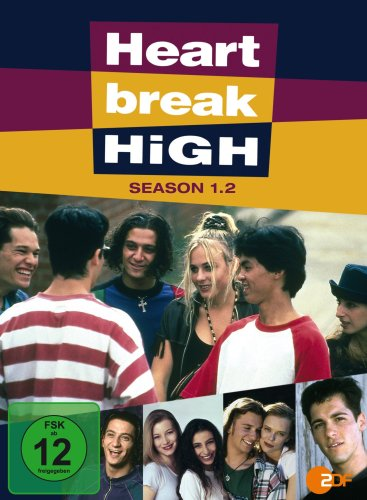 Heartbreak High - Season 1.2 (5 DVDs)