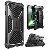 i-Blason Case for iPhone SE 2020 / iPhone 7/8, Transformer Kickstand iPhone 8 2017 Release Heav…