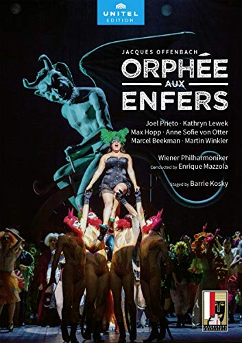 Offenbach : Orphée aux Enfers. Prieto, Lewek, HOPP, Von Otter, Beekmann, Winkler, Mazzola, Kosky