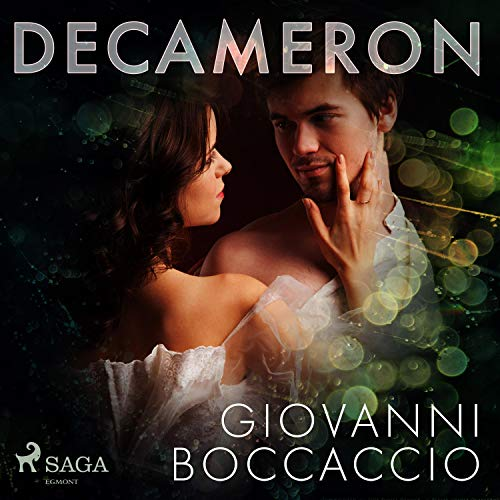 Decameron  By  cover art
