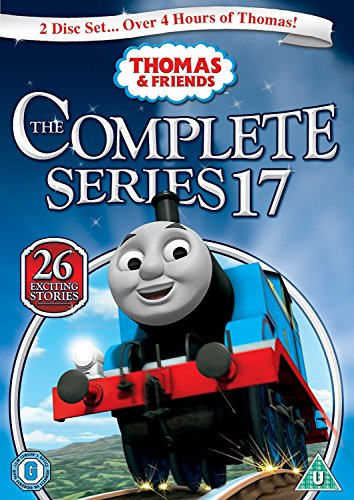 Thomas & Friends :The Complete Series 17 [Reino Unido] [DVD]