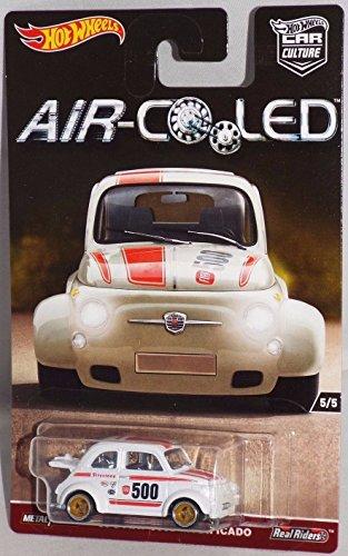 2017 Hot Wheels Car Culture Air Cooled - 60's Fiat 600D Modificado